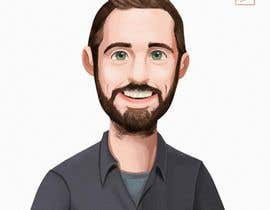 nº 13 pour Create a cartoon/illustrated image of me for use as an online avatar par mayank94214