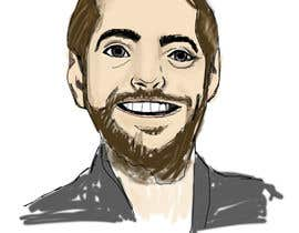 nº 2 pour Create a cartoon/illustrated image of me for use as an online avatar par hellozek12