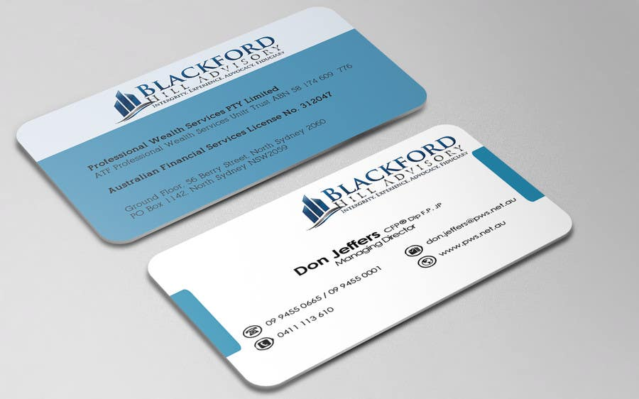 Entry 5 by imeldasahol for design some business cards for blackford contest entry 5 for design some business cards for blackford hill 2 colourmoves