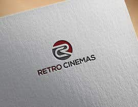 "nº 60 pour Drive in cinema branding called ""Retro Cinemas"" par skyrever"