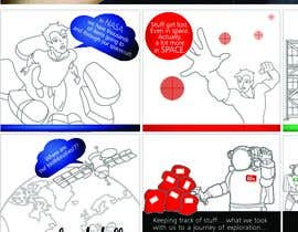 #47 for NASA Contests: Storyboard for 2 Minute Video/Animation for REALM Project by MarijaJolic