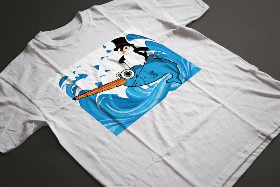 Proposition n°4 du concours Design a Teeshirt