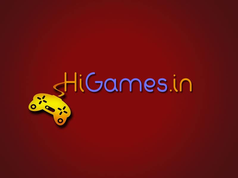 Bài tham dự cuộc thi #69 cho Logo Design for HiGames.In