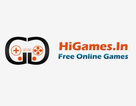 #119 para Logo Design for HiGames.In por sixersgroup
