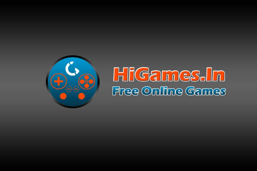 Bài tham dự cuộc thi #35 cho Logo Design for HiGames.In