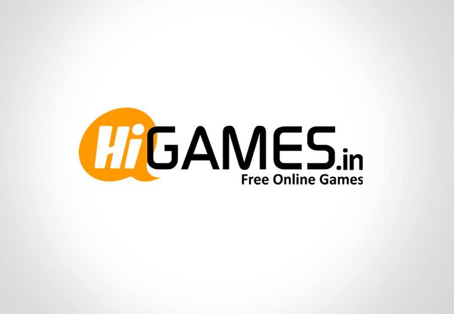 Bài tham dự cuộc thi #94 cho Logo Design for HiGames.In