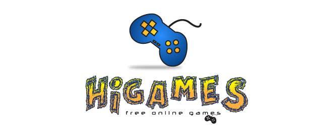 Bài tham dự cuộc thi #155 cho Logo Design for HiGames.In