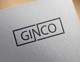 nº 103 pour GINCO Logo Design par Architectanhaque