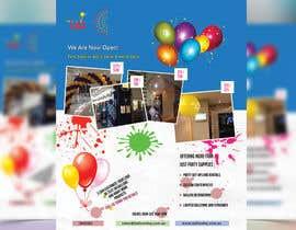nº 44 pour Design a Flyer par joymarma11