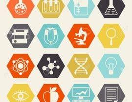 nº 7 pour Design science Icons par tonmoy125