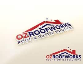 nº 69 pour Design a Roofing company logo par KingoftheLogo