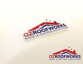 nº 74 pour Design a Roofing company logo par KingoftheLogo