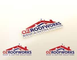 nº 75 pour Design a Roofing company logo par KingoftheLogo