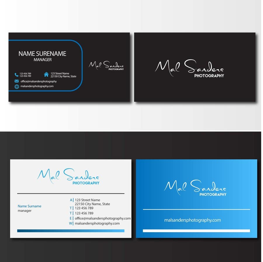 Proposition n°77 du concours Logo and business card