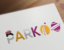 #77 for Create a Parking app logo by McRapNUR