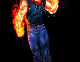 jona6256 tarafından Design a new comic book hero! için no 48