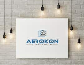 nº 111 pour Logo for Aluminium Facade Window Company par hightechvalley