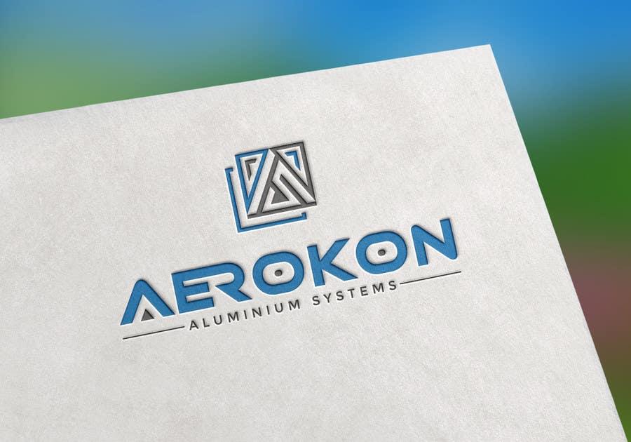 Proposition n°113 du concours Logo for Aluminium Facade Window Company