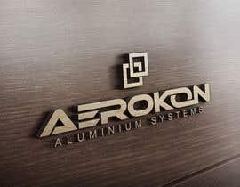 nº 17 pour Logo for Aluminium Facade Window Company par moniruzzaman7