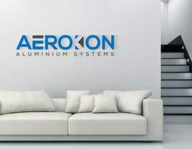 nº 63 pour Logo for Aluminium Facade Window Company par graphicground