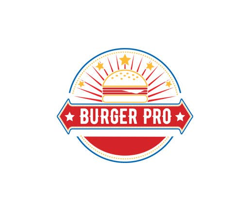 Proposition n°44 du concours Design two Logos for a Burger restaurant