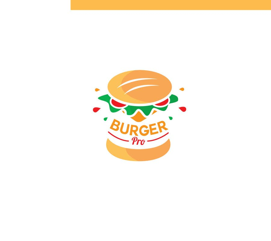 Proposition n°57 du concours Design two Logos for a Burger restaurant