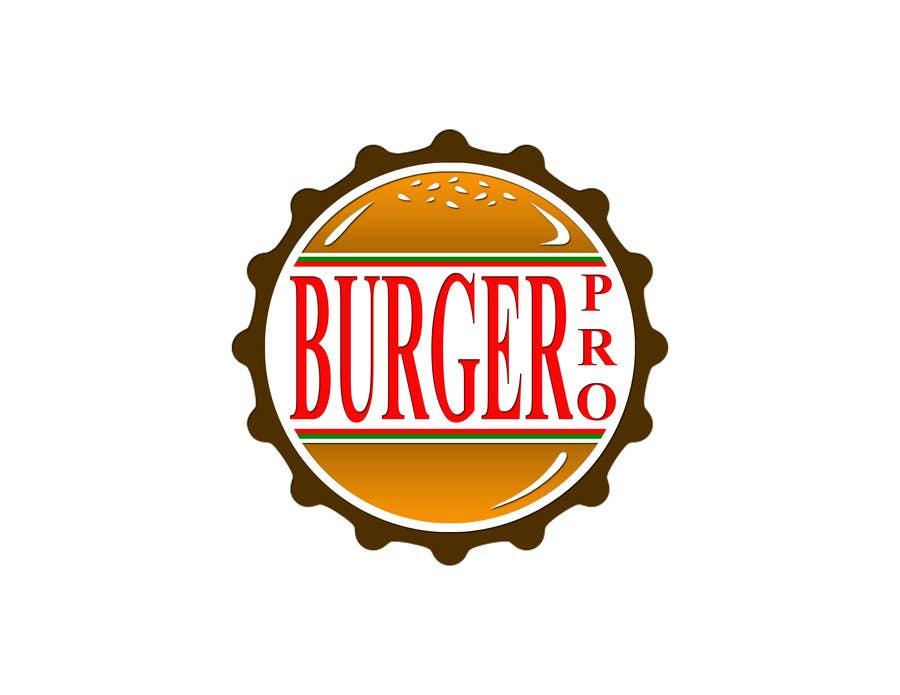Proposition n°84 du concours Design two Logos for a Burger restaurant