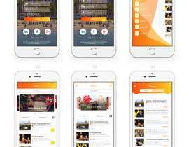 Nro 7 kilpailuun Design an App Mockup käyttäjältä Ciptasmara1209