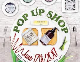 nº 3 pour Pop Up Shop for Vegan, Cruelty Free Makeup and Body Products par frontrrr