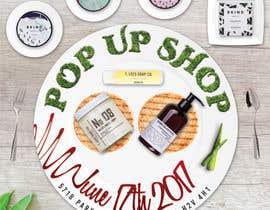 nº 8 pour Pop Up Shop for Vegan, Cruelty Free Makeup and Body Products par frontrrr