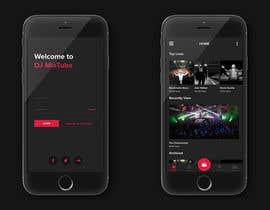 nº 9 pour Design an App Mockup par bagasmr