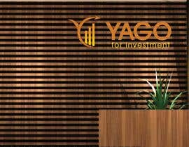 #262 para Logo Design for Yago, it's a company for investment, construction and oil por soniadhariwal