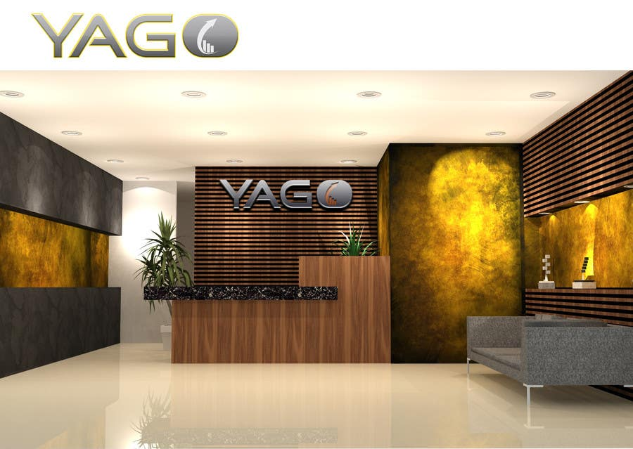 Конкурсная заявка №182 для Logo Design for Yago, it's a company for investment, construction and oil