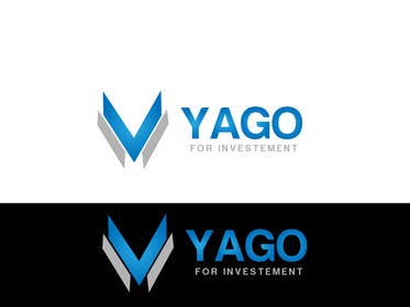 #283 para Logo Design for Yago, it's a company for investment, construction and oil por rraja14