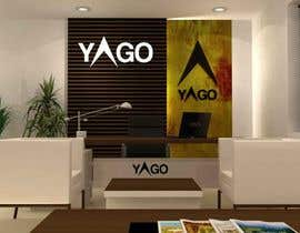 #11 para Logo Design for Yago, it's a company for investment, construction and oil por IzzDesigner