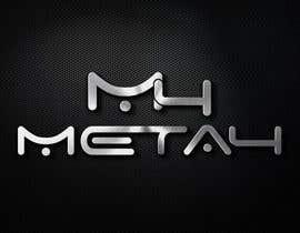 nº 155 pour Design a Logo / Brand identity for META4 par babama321