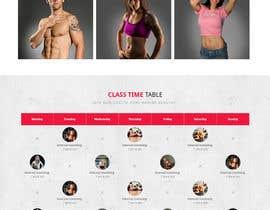 nº 3 pour I need redesign existing fitness inspiration portal par thiyagarajantks