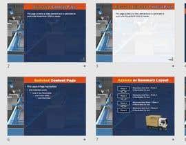 nº 14 pour Design a Powerpoint template par mohmedrashed
