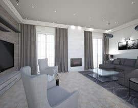 nº 34 pour Restyling our living room par Kinterior