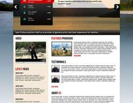 #44 dla Website Design for Sami Culture (Joomla!) przez ppnelance