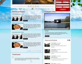 nº 43 pour Website Design for Sami Culture (Joomla!) par gaf001