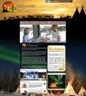 Graphic Design Contest Entry #58 for Website Design for Sami Culture (Joomla!)