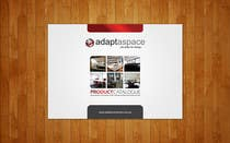 Graphic Design Inscrição do Concurso Nº11 para Catalogue Design for adaptaspace