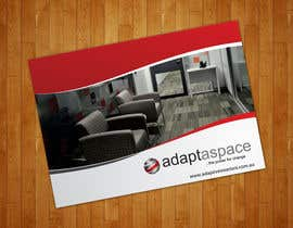 #5 pentru Catalogue Design for adaptaspace de către StrujacAlexandru