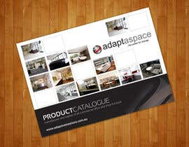 #8 pentru Catalogue Design for adaptaspace de către StrujacAlexandru
