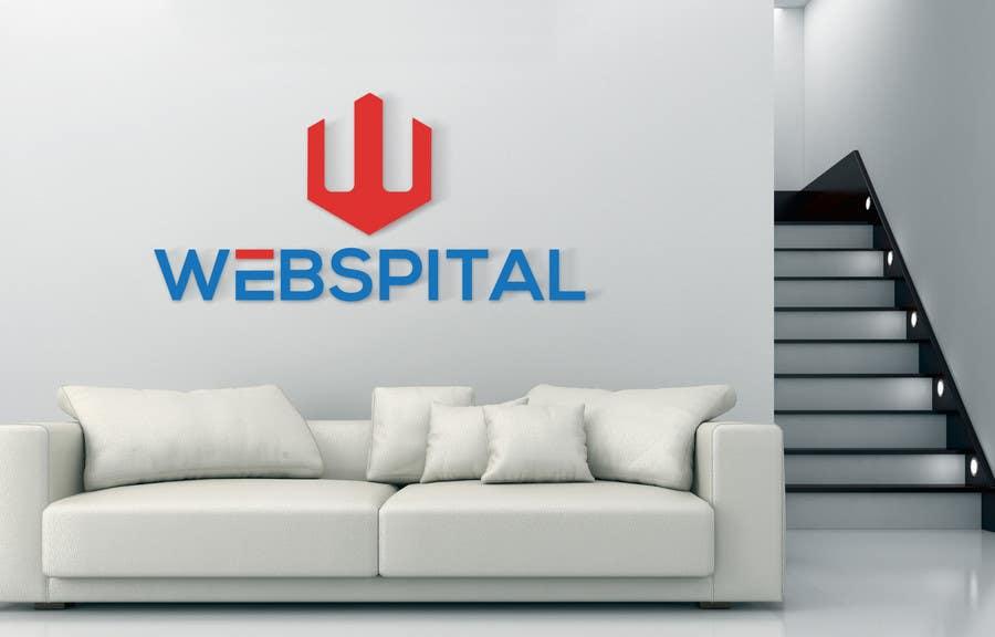 Proposition n°26 du concours Webspital - logo design