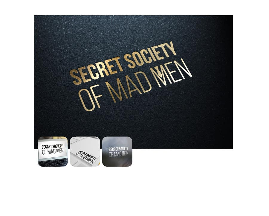 Proposition n°18 du concours Logo for the society of mad men