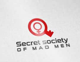 nº 25 pour Logo for the society of mad men par LogoRocket