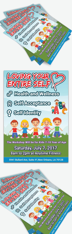 Proposition n°28 du concours Loving Your Entire Self