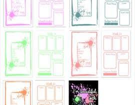 nº 5 pour Create a nice design  for my wellness workbook par djingga17